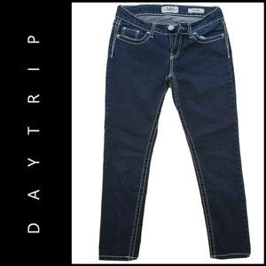 Daytrip Lynx Women Denim Blue Skinny Jeans Size 29